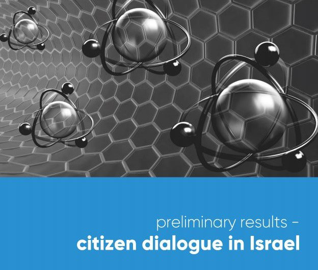 preliminary results - citizen dialogue in Israel