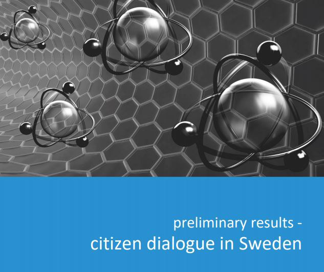 nanodialogue in sweden - results