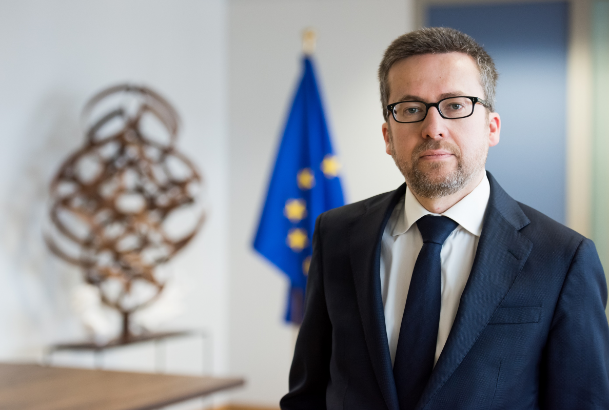 Carlos Moedas, European Commissioner for Research, Science and Innovation. Image credit - European Commission.
