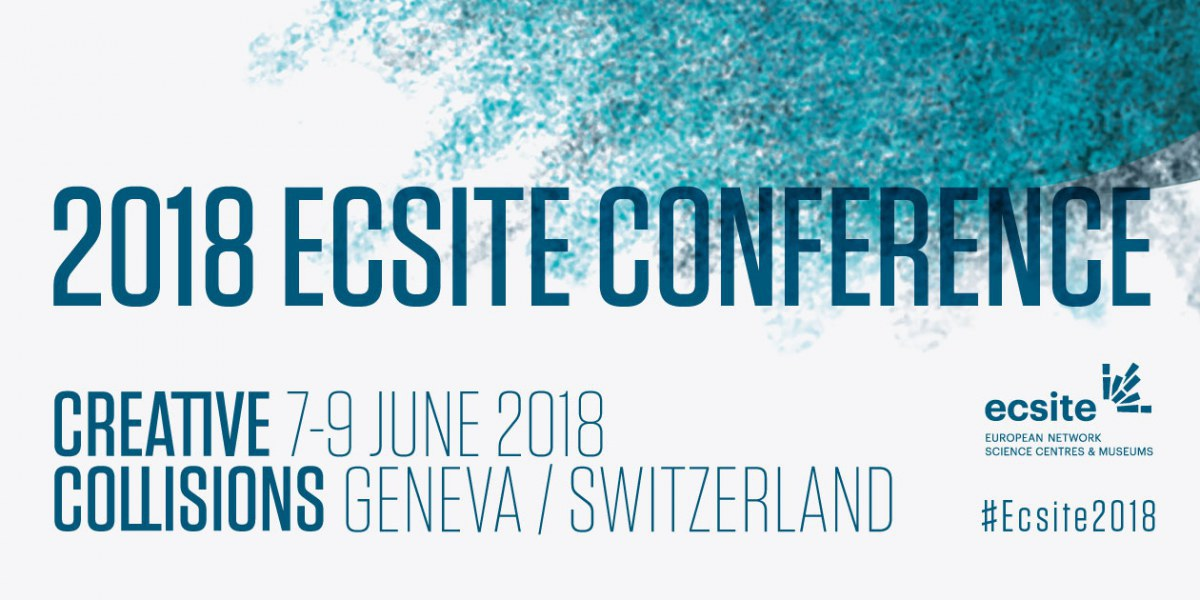 Join 1100+ scicomm professionals at #Ecsite2018