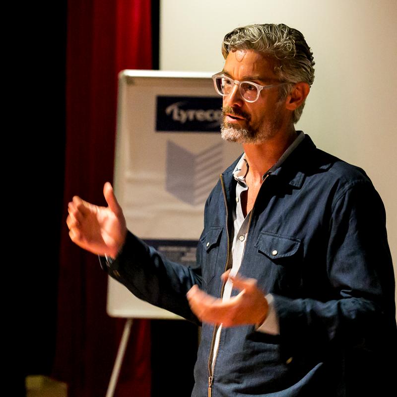 session at #Ecsite2019. Copyright: Ecsite/Experimentarium/Photographer: Anja Wolff