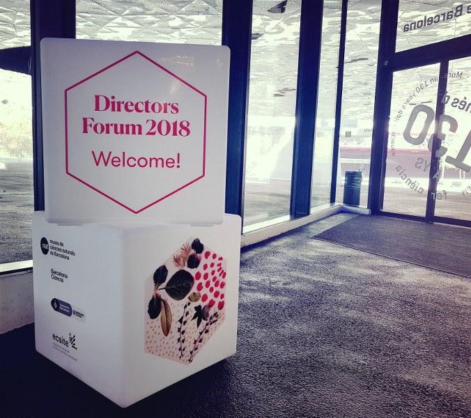 Ecsite Director's Forum