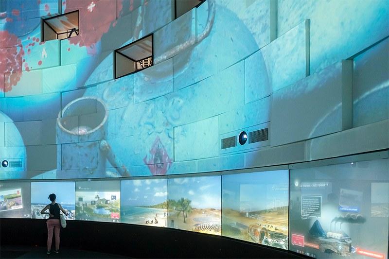 Cité des sciences et de l'industrie, Paris, France ® A Robin - EPPDCSI