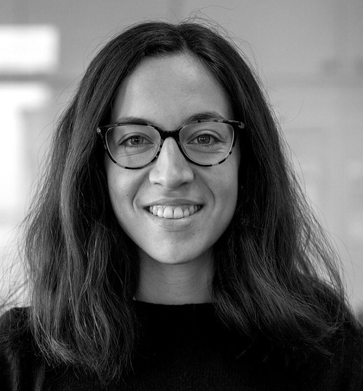 Elvira Rey Redondo, Communications and Events Intern