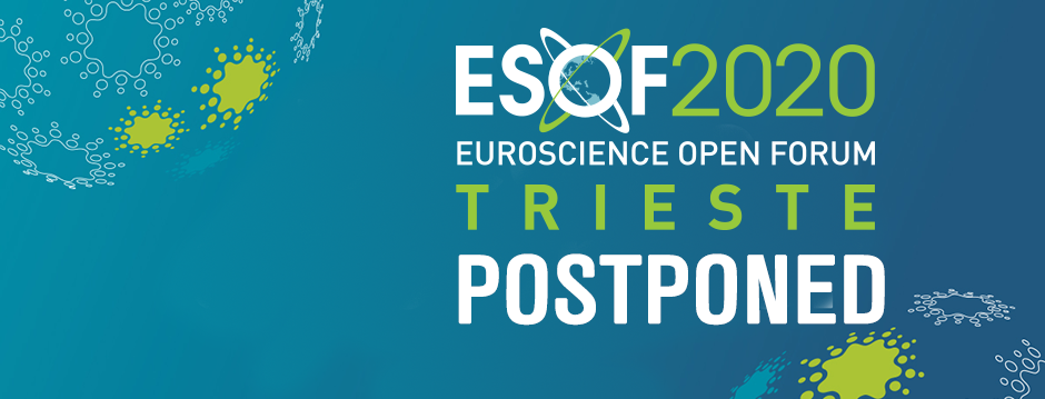 Photo: ESOF2020 Trieste postponed