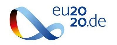 eu2020de logo. Credit: eu2020.de
