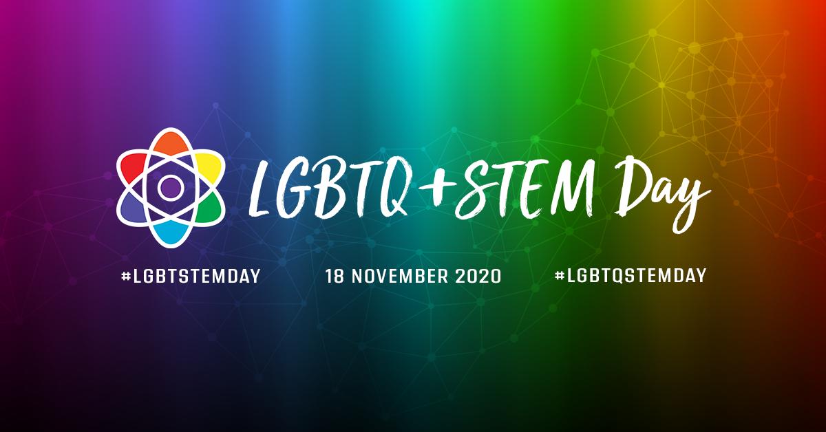 LGBTQ+ STEM Day