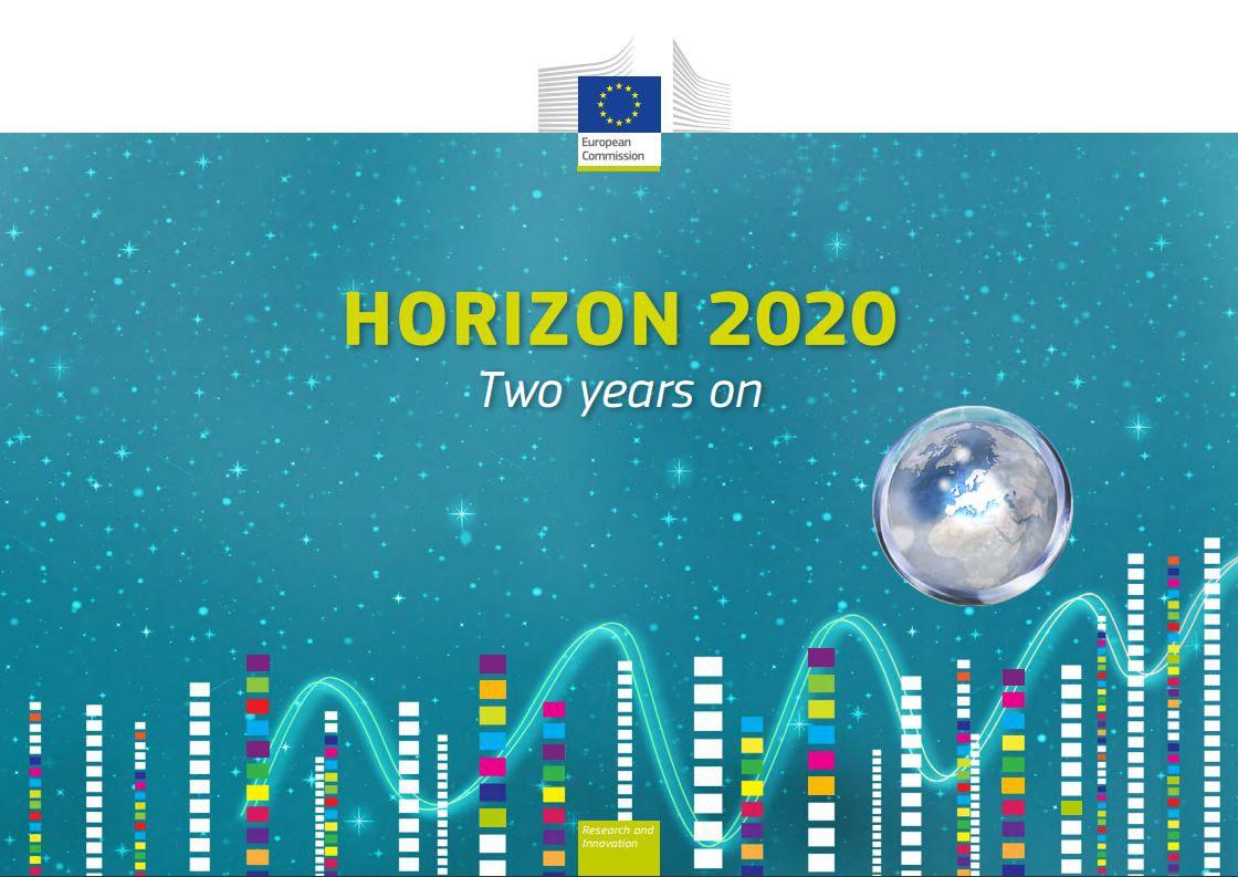 Horizon2020: two years on