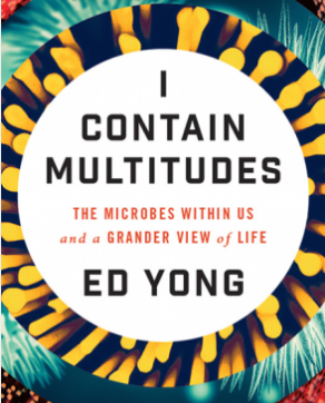 "Cover of ""I contain multitudes"""