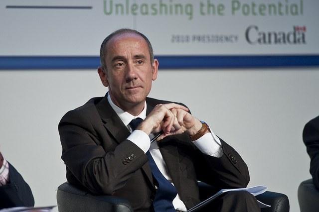 Jean-Eric Paquet. Photo: Internationnal Transport Forum