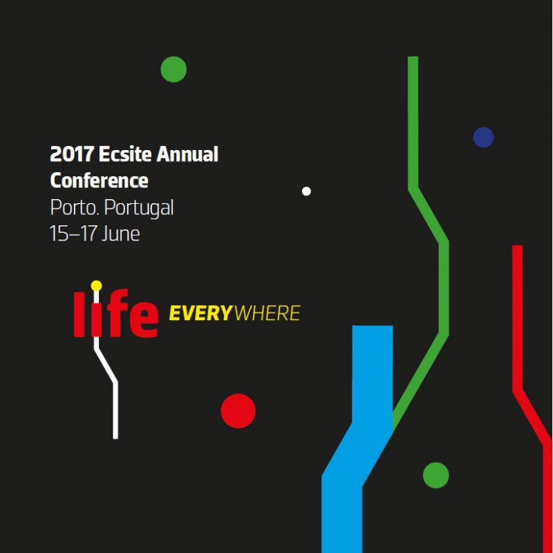 #Ecsite2017, 15-17 June, Porto, Portugal