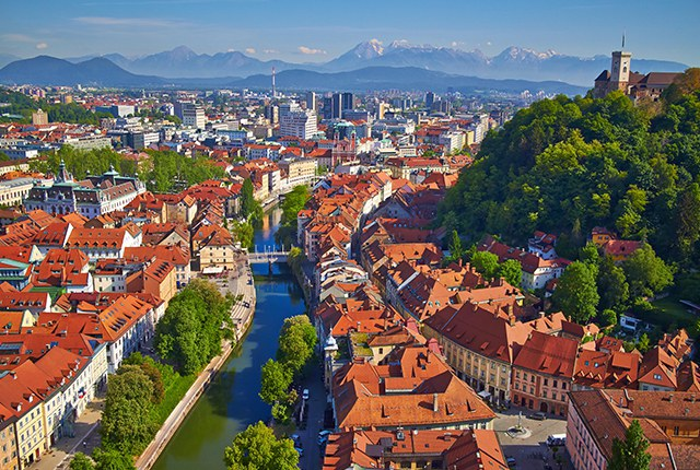 Ljubljana Panorama. Credit: ljubljana_tourism_photo_library_photo_j._kotar_