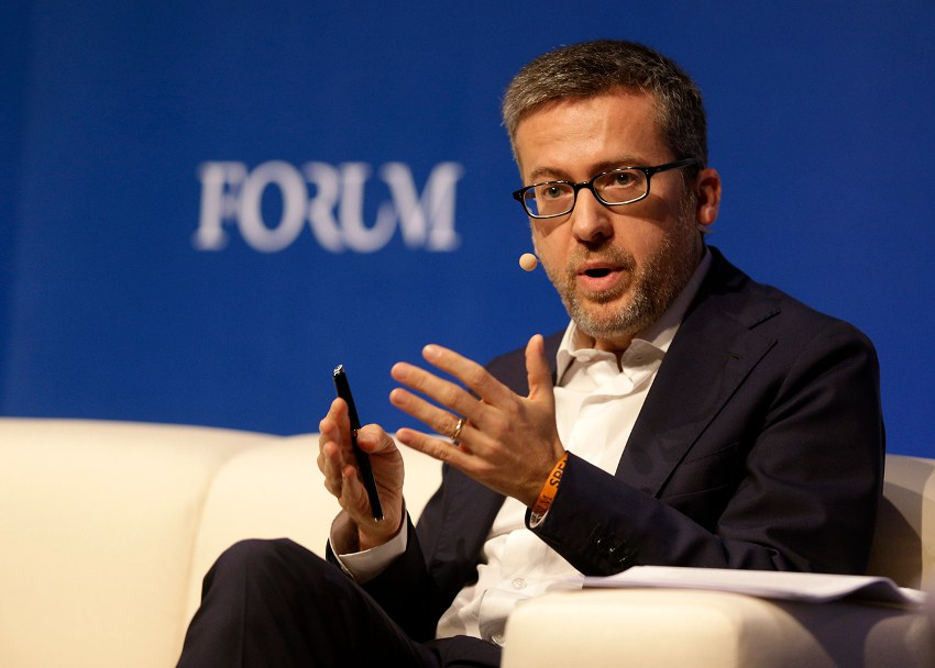 Carlos Moedas, the European Commissioner for Research, Science and Innovation. Image credit - European Commission