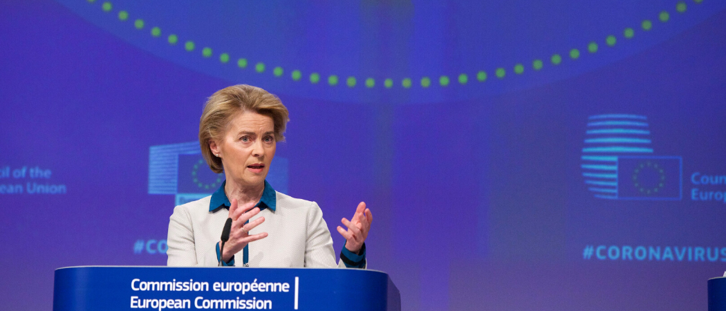 Ursula von der Leyen, Commission president. Photo: European Commission.