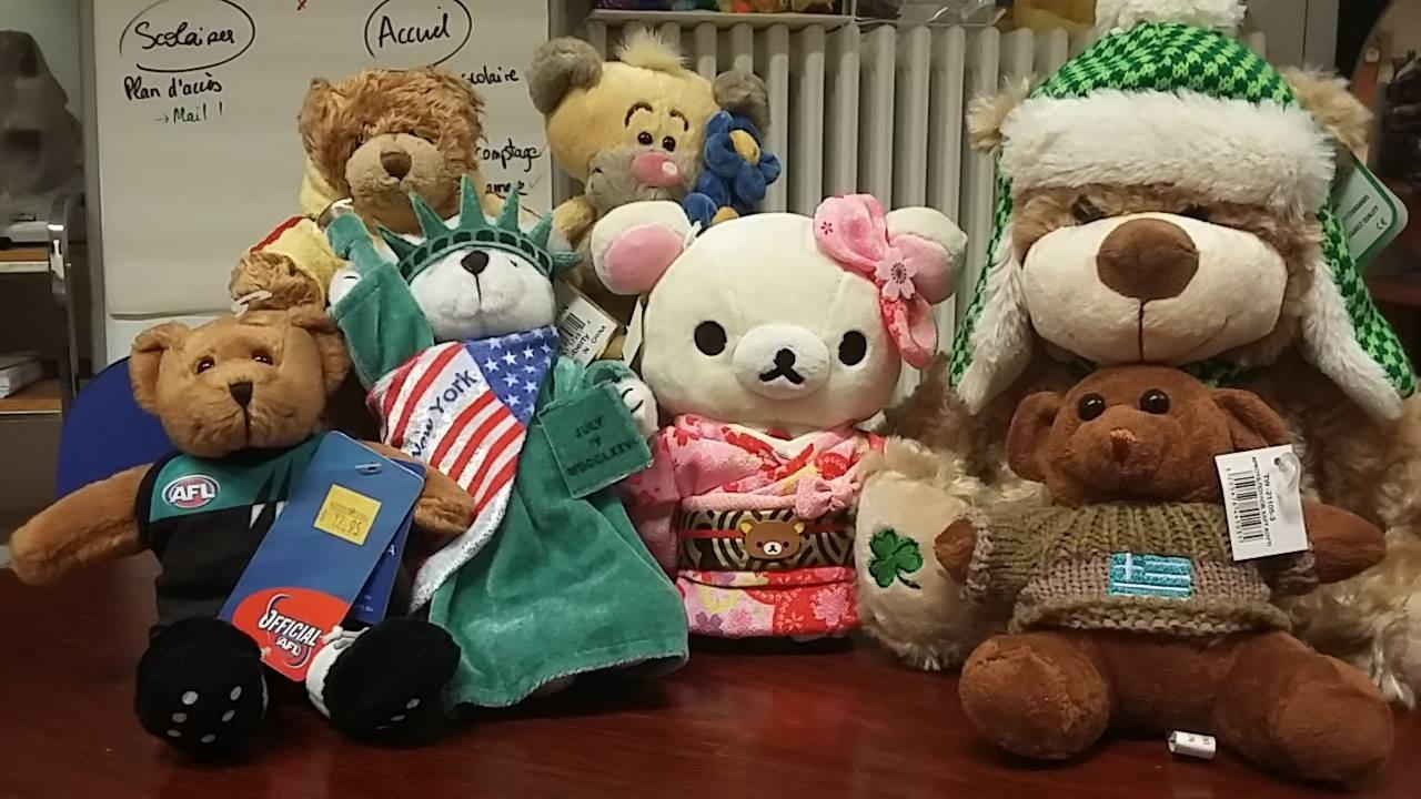world teddy bears