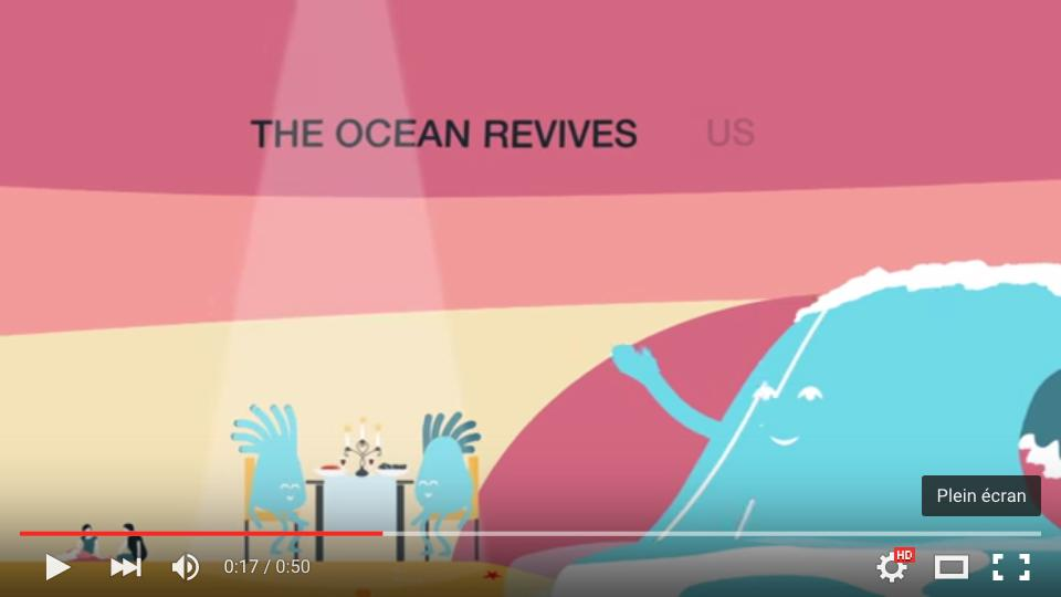 What the ocean does for us - Screen grab from Sea for Society animation