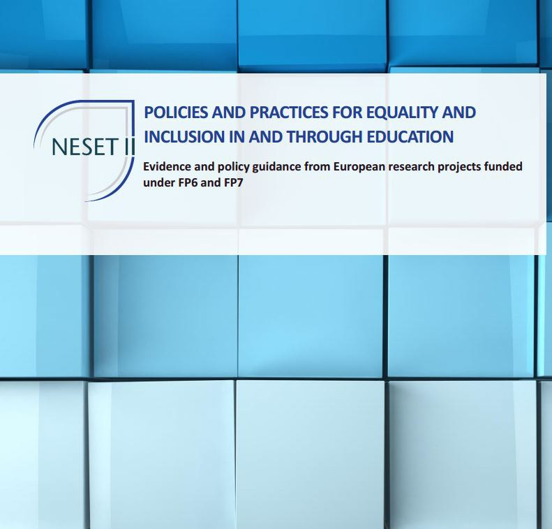 Policies and practices for equality and inclusion in and through education