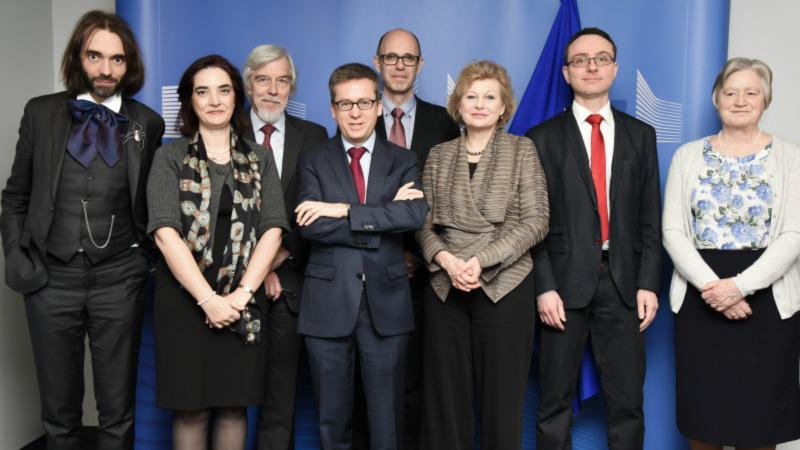 The Commission's High Level Group of Scientific Advisors_Euroactiv