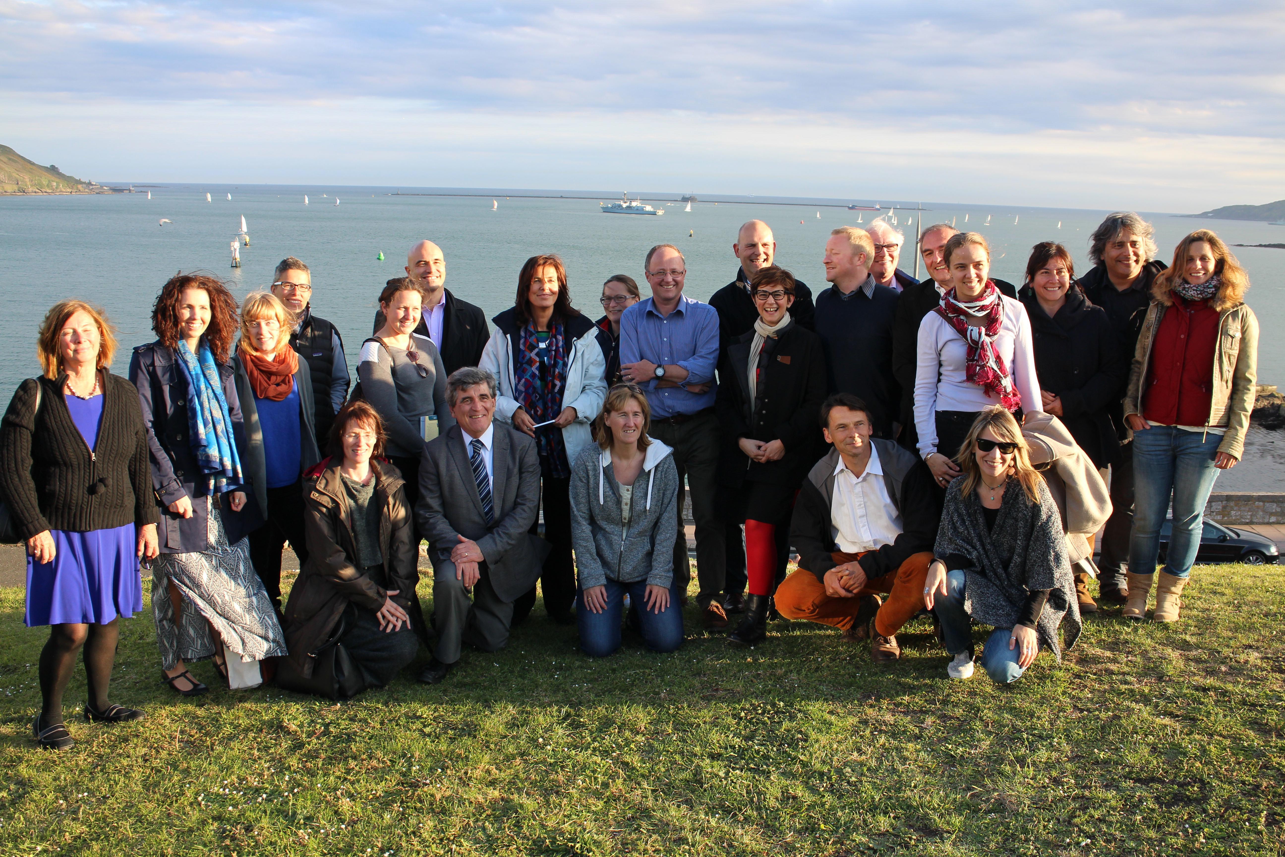 Kick off meeting Sea Change