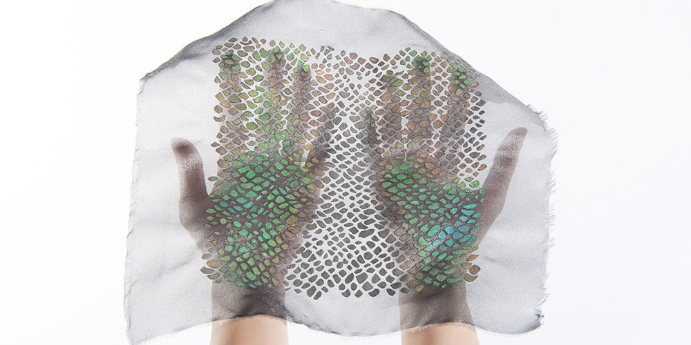 Artificial Skins and Bones, winner of the 2016 STARTS prize