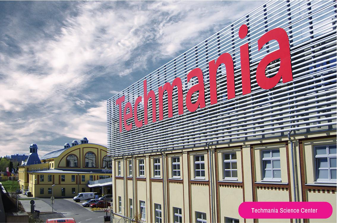 Techmania Science Center, host of the 2015 Ecsite Directors Forum