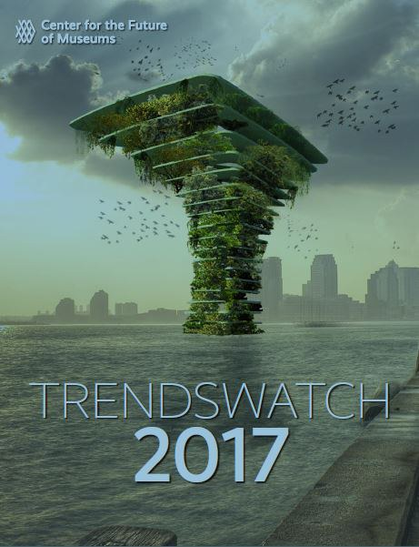 Cover of the 2017 TrendsWatch report - AAM