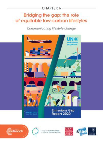 The UNEP Emissions Gap Report
