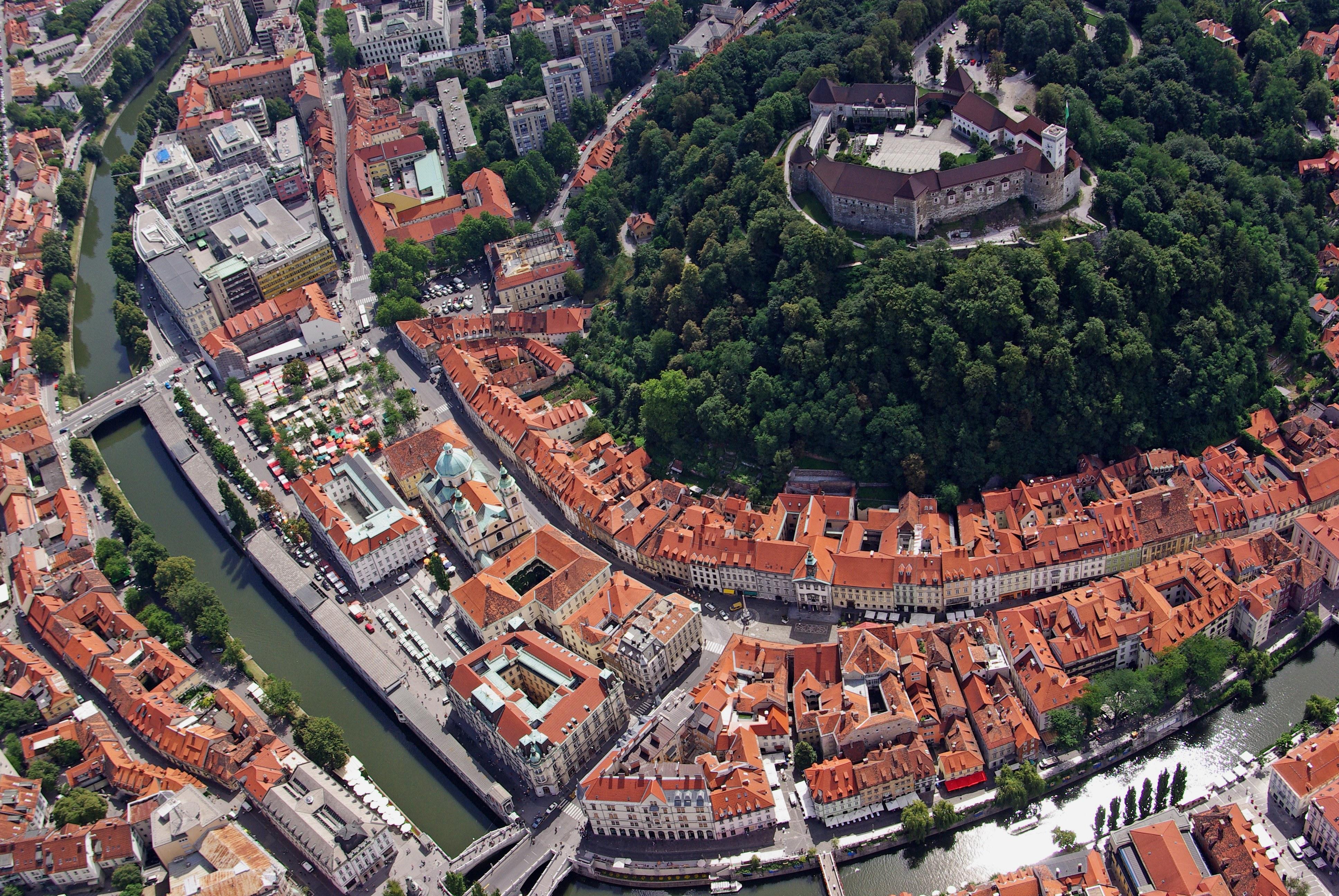 Ljubljana castle © Ljubljana Tourism
