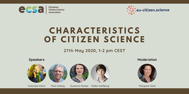 EU-Citizen.Science Webinar