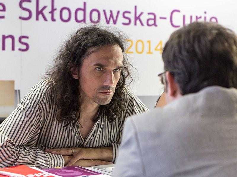 Conversation at the Business Bistro, 2017 Ecsite Annual Conference, Porto, Portugal. © Ecsite / MHNC-UP / Ciência Viva Photographers: Daniel Espírito Santo / João Botas
