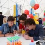 """Science Festival """"Futuro Remoto"""" at Città della Scienza (Naples, Italy)"""