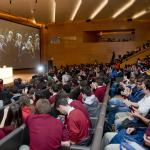 Public event at Parque de las Ciencias about Rosetta mission