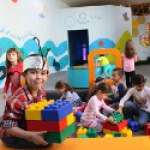 """Once upon a shape"", at The Children's Museum Jordan (Amman, Jordan)"