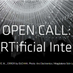 Art residency on Artificial Intelligence