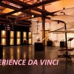 Experience Da Vinci Leonardo exhibition