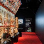 maya exhibition - section: population