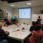VOICES focus group in Granada, Spain