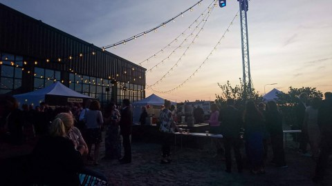#Ecsite2019 farewell party will take place at the Docken