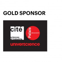 Universcience is a Gold Sponsor of the Ecsite Conference