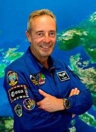 Caption: Esa Astronaut Jean-François Clervoy ©ESA–Manuel Pedoussaut, 2016