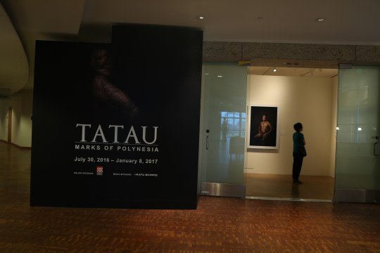 Tatau: Marks of Polynesia showcases the striking work of Samoan tattoo masters as well as younger apprentices and practitioners working within and influenced by the tradition today.