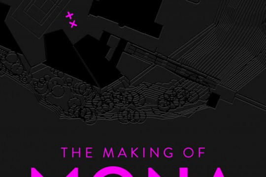 Book: The Making of MONA