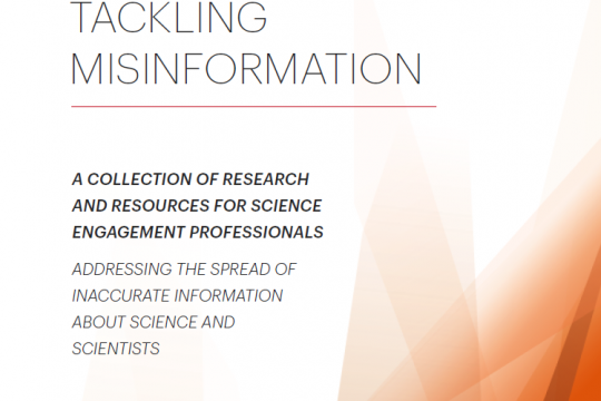 Tackling Misinformation - Cover
