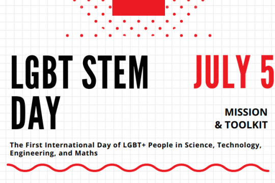 LGBT STEM Day Mission and Toolkit