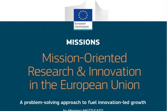 European Union report cover