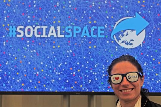 ESA - SocialSpace events
