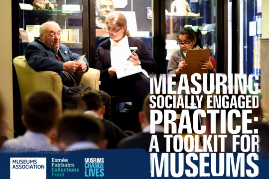 Measuring socially engaged practice toolkit 1st page