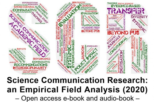 Science Communication: An Empirical Field Analysis