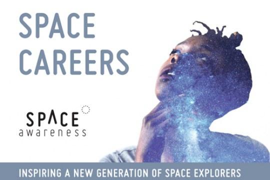 EU Space Awareness -  Space Careers Booklet