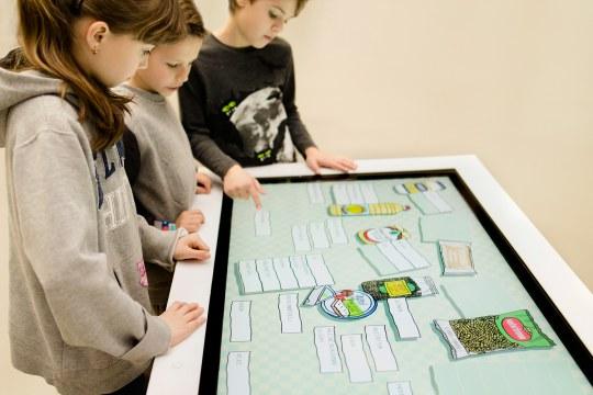 Exhibition Future on a Plate, Techmania Science Center, Pilsen